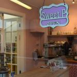 Bude Coffee and Chocolate shop