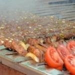Lamb Shish, Chicken Shish and Adana kebabs