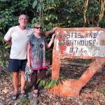 Etrême nord des îles Andaman.
