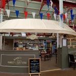 Bernie's Market Tea Stall