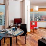 아파트호텔 아다지오 파리 상트르 투르 에펠