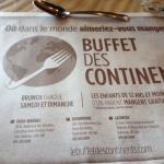 Foto de Buffet Des Continents