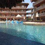 Pool #3 at Cpt Morgans w/Swim Up Bar