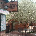 Springtime at the Colorado Custard Company