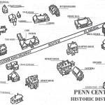 Penn Center Map