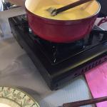 Très bonne fondue savoyarde !