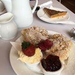 Cornish Cream Tea #Jamfirst