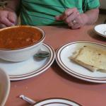 Red Chili with 1 tortilla? They charged for the tortilla!