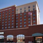 奧克拉荷馬市布里克頓希爾頓花園旅館