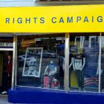 The Human Right Campaign Action Center and Store