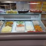 deli counter new for 2016 for fresh baguettes,rolls and sandwiches