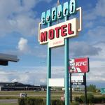 Safari Motel Large Sign