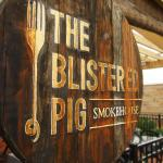 ‪The Blistered Pig Smokehouse‬