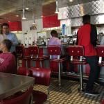 Foto de Johnny Rockets at Knott's Berry Farm