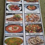 Tasty Indian foods