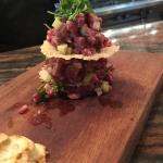 Salumi and tartare platters!!