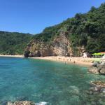Mogren beach - 5 min walk from hotel