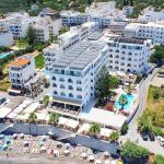 Photo de Glaros Beach Hotel