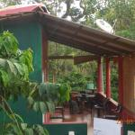 The cottage in the coffee estate