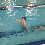 Superbe et propre piscine
