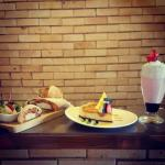 Piada | Cheesecake | Cremosa