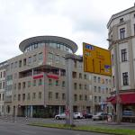 Mercure Hotel Art in Leipzig