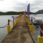Foto de Dive Link Coron Adventure Island Resort