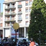 Hotel visto dalla piazza