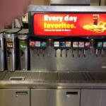 Self Service Refreshments
