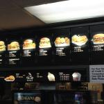 The Burger Options