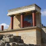 Piano Nobile, Knossos Palace, Crete