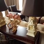 Lovely furnishings
