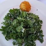 Kale Casear Salad