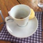 Um cafezinho no final da manhã... Vale a pena