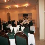 Restaurant small hall