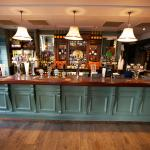 The Pub at The Windmill serving a wide range of cask ales and craft beers.