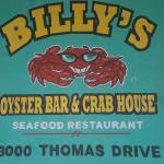 Billy's Oyster Bar has been in PCB for years serving incredible seafood