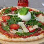 Pizza la pomme damour un delice