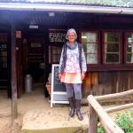 Pucketty Place Tea Garden