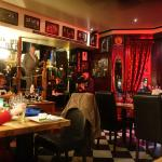 Dining room and Live Jazz, the entertainer is Ian Wallace on this occasion