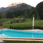 Hotel Berghof Wilderswil-Interlaken Foto