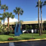 Photo de DoubleTree by Hilton Hotel and Executive Meeting Center Palm Beach Gardens