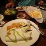 I have found my new heaven, food is delicious and margaritas fantastic and the service superior,