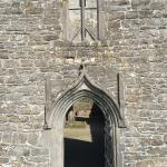 Entrance to Rosserk Franciscan Friary