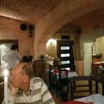 Restaurace Krasna Praha Foto