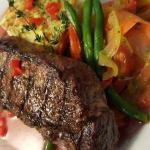 Maison Martinique Restaurant Steak Special