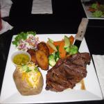 The perfect steak