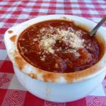 Soup Pasta Fagioli