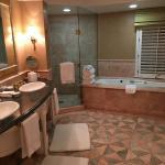 Bathroom of bungalow