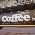 White Coffee di Maurizio Velletri Cattedrale di Palermo Foto